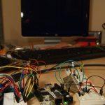 Beaglebone VGA test