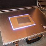 DIY UV exposure box